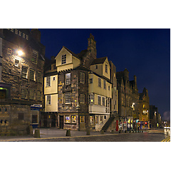 John-Knox-Haus in Edinburgh